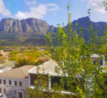 TravelBud Office View in Cape Town South Africa