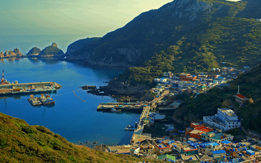 5 of the Best Islands to Visit in South Korea